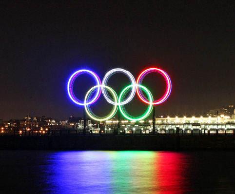 祝2020オリンピック!