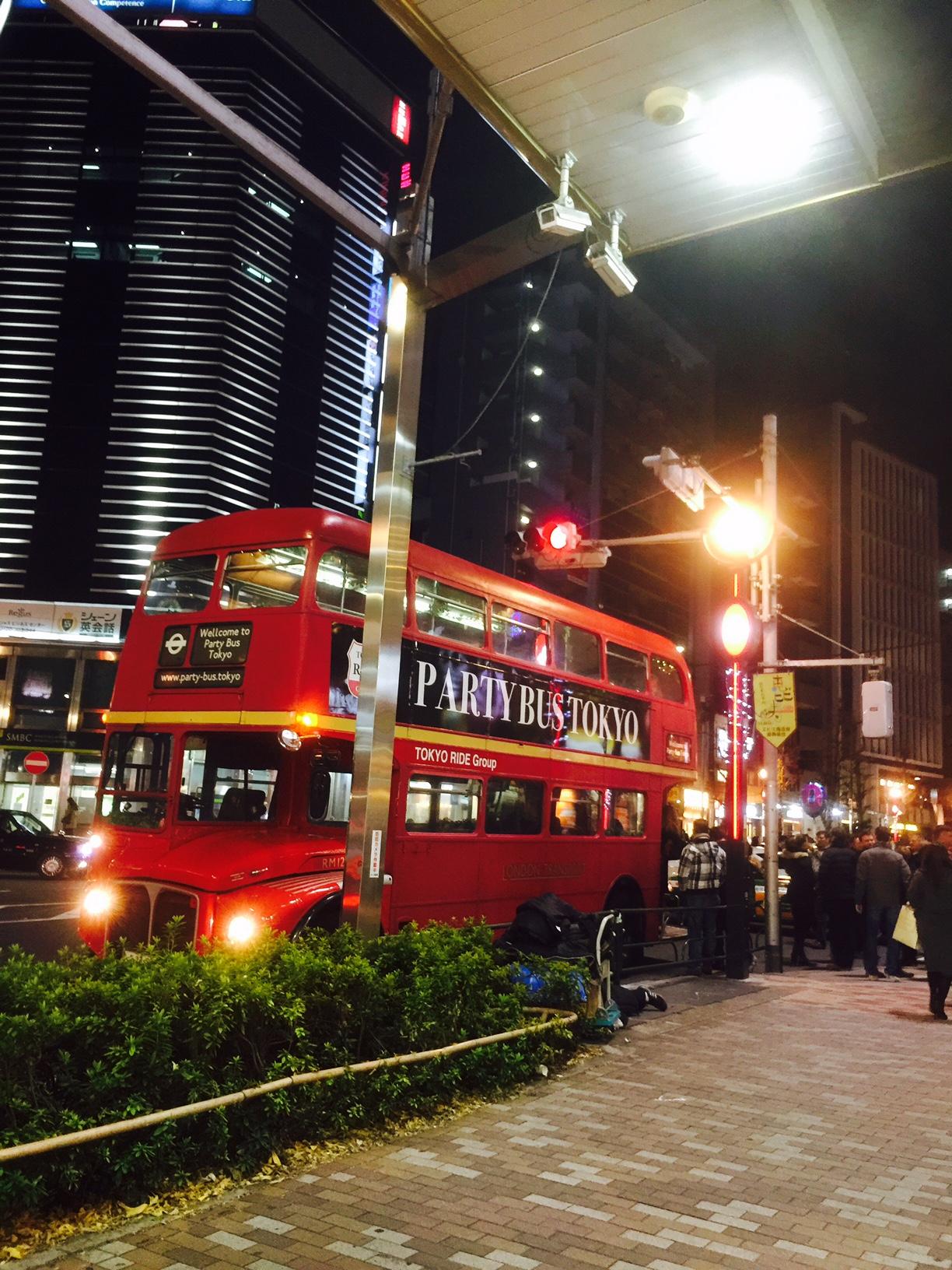 PARTY BUS TOKYO